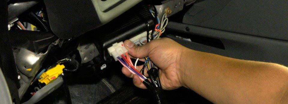 Remote starter repair