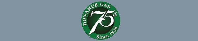 Donahue Gas 75th