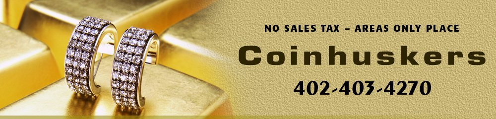 Coin Dealers - Council Bluffs, IA - Coinhuskers