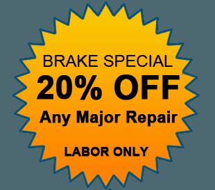 20% OFF Any Major Repair | Woodland, CA | Quality Auto Care | 530-661-3230