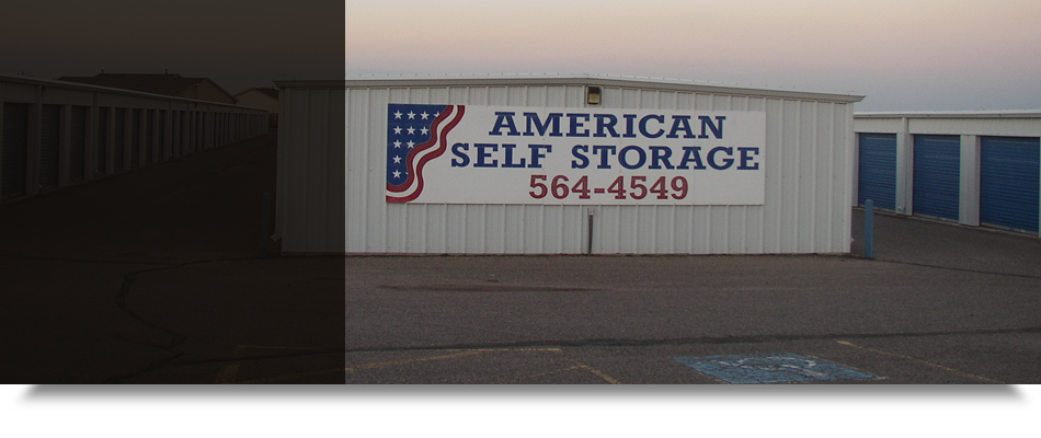 American Storage Hwy 78 W. Pueblo, CO. 81005