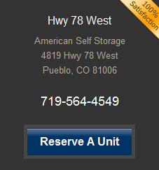 At SSE Enterprises Self Storage we take great pride in serving our customeru0027s moving and packing needs. SSE Enterprises has 4 Locations to serve you in ...  sc 1 th 232 & Secure Self Storage Units Fort Collins Pueblo Grand Junction CO ...
