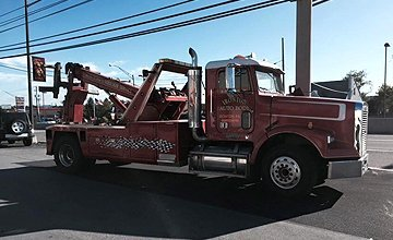 Freightliner Single Axle