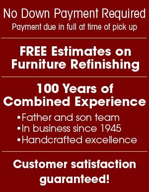 Antique Furniture Restoration   Tulsa, OK   McClure Furniture Refinishing