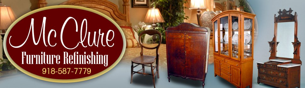 Antique Furniture Restoration - Tulsa, OK - McClure Furniture Refinishing