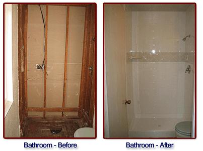 Home Improvement Santa Rosa CA - Bathroom remodel santa rosa ca
