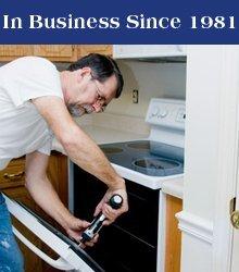 Appliance Repair - Low Moor, IA - Dave's Appliance Repair
