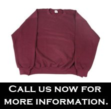 Shirts - Arlington, VA - La Tee-Shirt - sweatshirt - Call us now for more information.