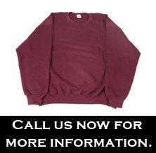 Shirts - Arlington, VA - La Tee-Shirt - sweatshirt - Call us now for more information.