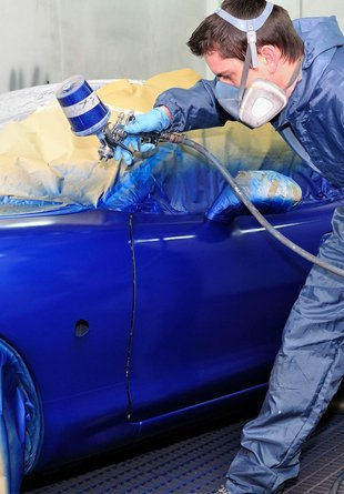 Paint | Middletown, NY | T & C Auto Body | 845-343-3443