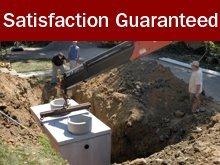 Excavating Contractor - Ligonier, PA - Laudadio Excavation & Demolition