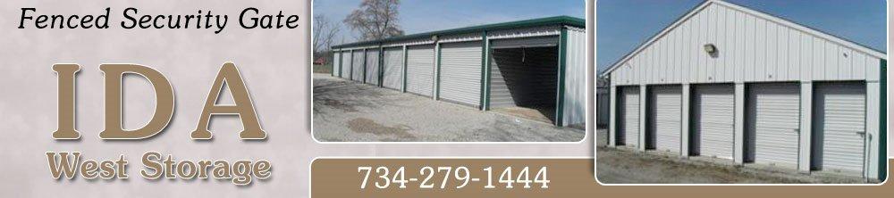 Storage Units Petersburg, MI ( Michigan ) - Ida West Storage