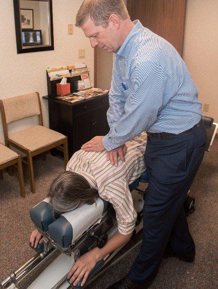 Chiropractic help