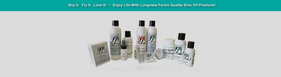 Pure Emu Oil Products