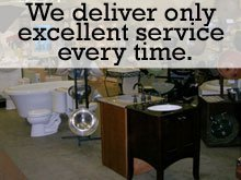 Plumbing Supplies - Oak Park, MI - Universal Plumbing Supply - We deliver only excellent service every time.