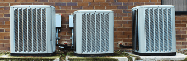 Units Of Air Conditioning And Heating Systems