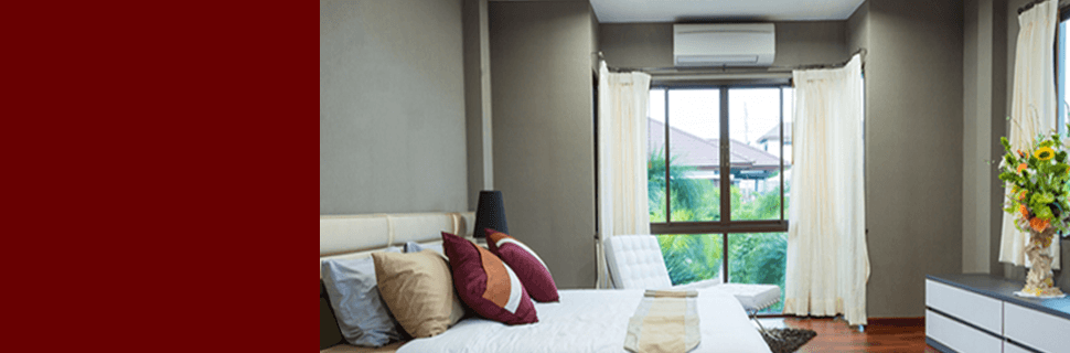 Air Conditioning System In Room