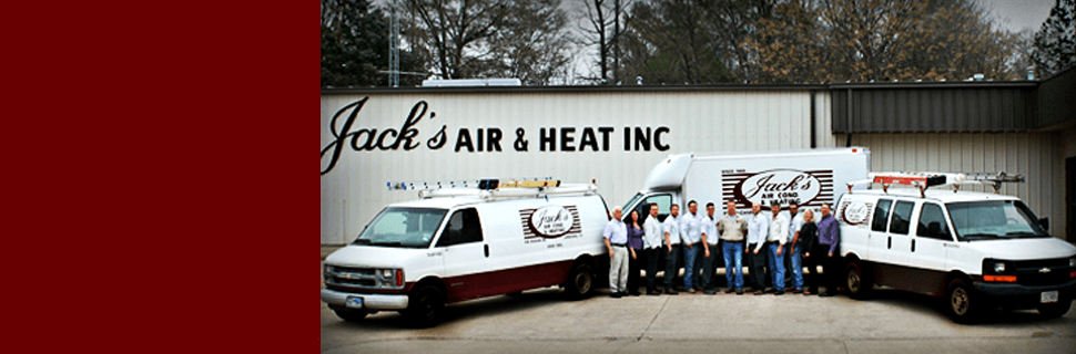 Jack's Air Conditioning & Heating Inc Staff