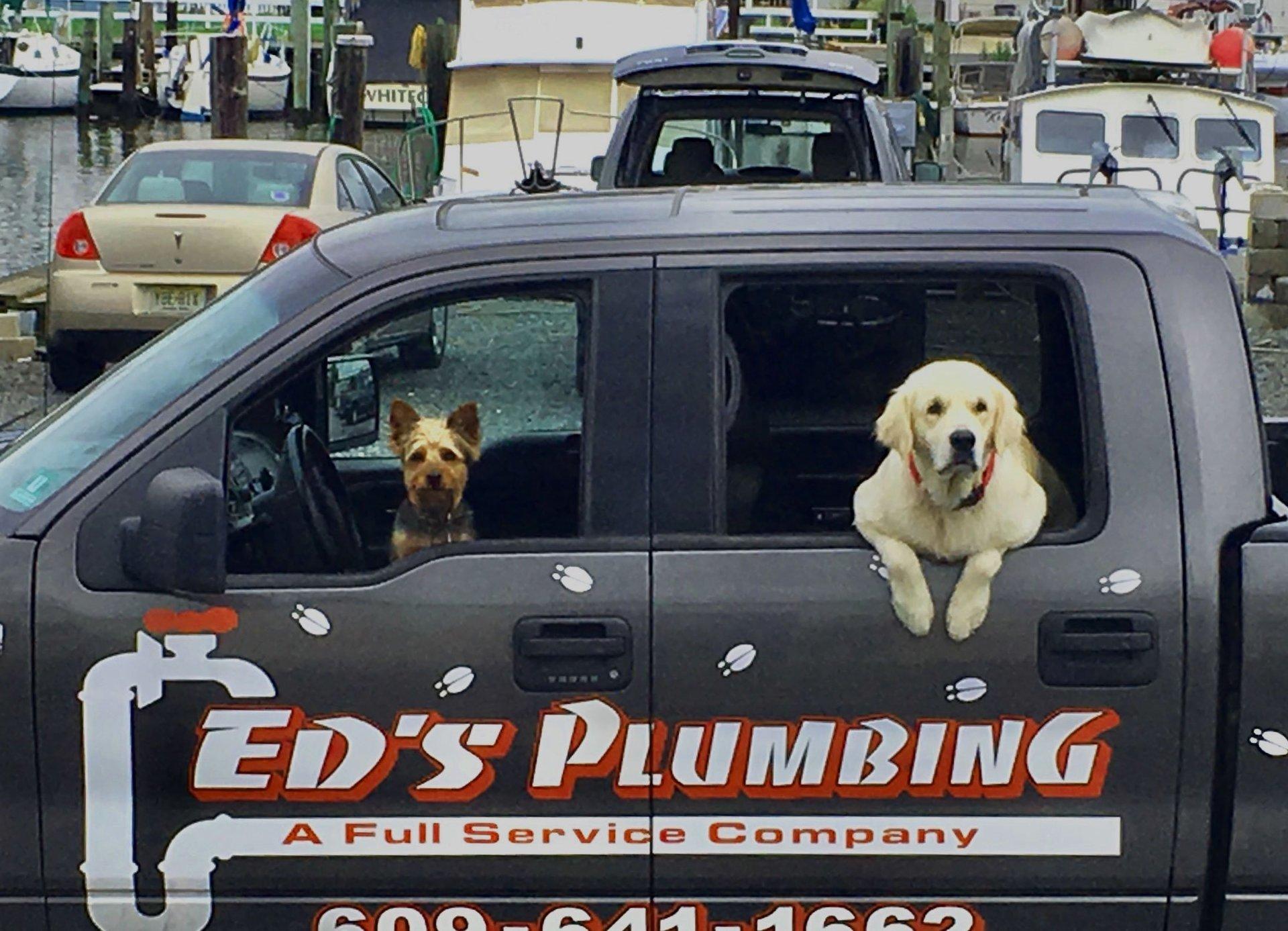 Ed's Plumbing, Inc. Truck
