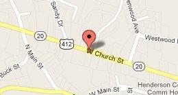 In His Hands 357 West Church Street, Lexington, TN 38351