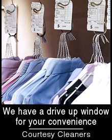 Cleaning - Mount Vernon, IL - Courtesy Cleaners
