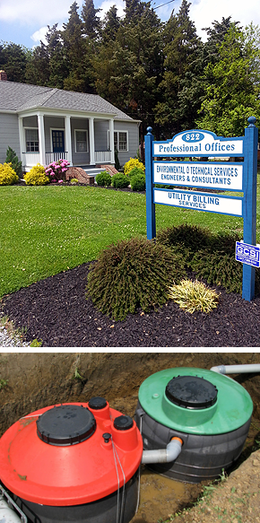 Woodbine, NJ - Environmental & Technical Services LLC - Water Management Services