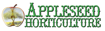 Appleseed Horticulture - Logo