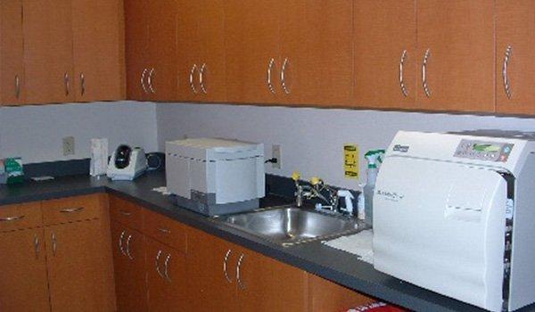 Arbor Ridge Family Dental Inc Interior