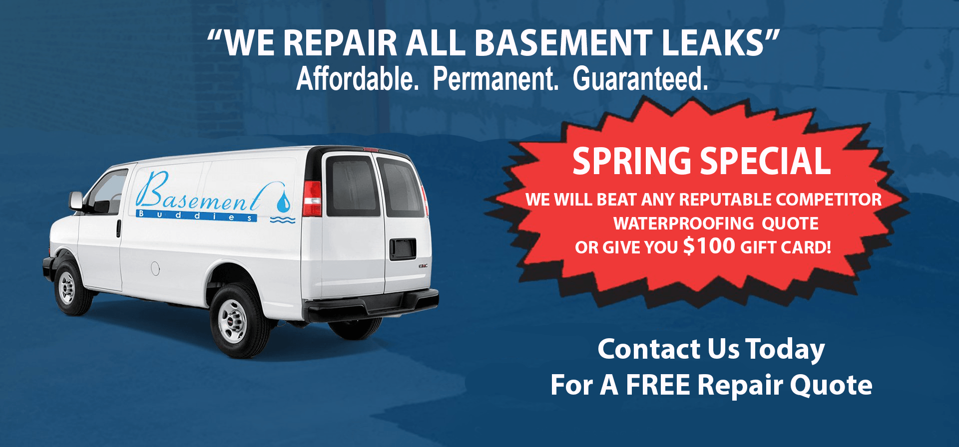 Basement Waterproofing West Chicago Il Bensenville