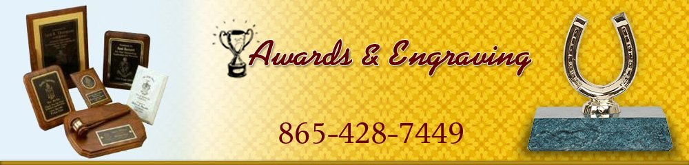 Awards Sevierville, TN ( Tennessee ) - Awards & Engraving