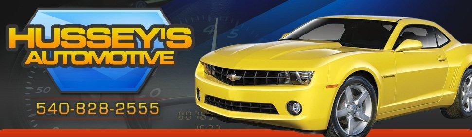 Auto Repair - Bridgewater, VA - Hussey's Automotive
