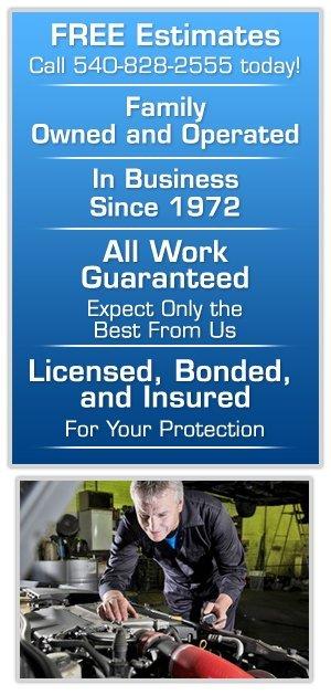 Hussey's Automotive - Auto Repair - Bridgewater, VA