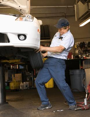Wheelbase repair