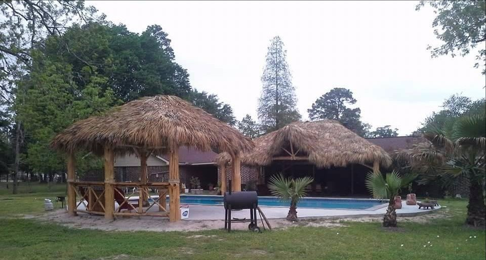 Comprehensive Palapa And Tiki Hut Repair Services
