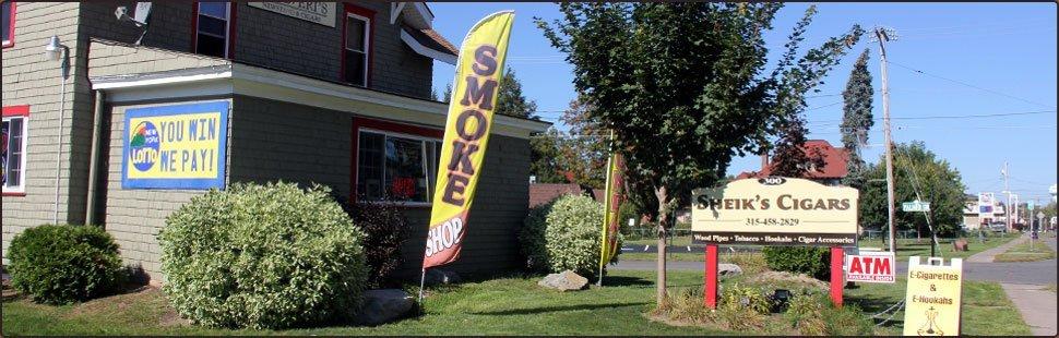 Pipes | North Syracuse, NY | Sheik's Specialty Cigars | 315-458-2829