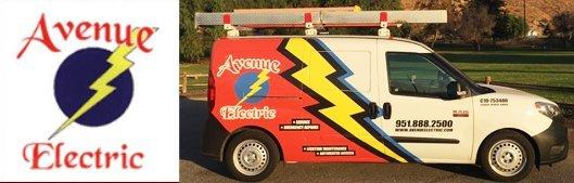 Avenue Electric Inc - logo