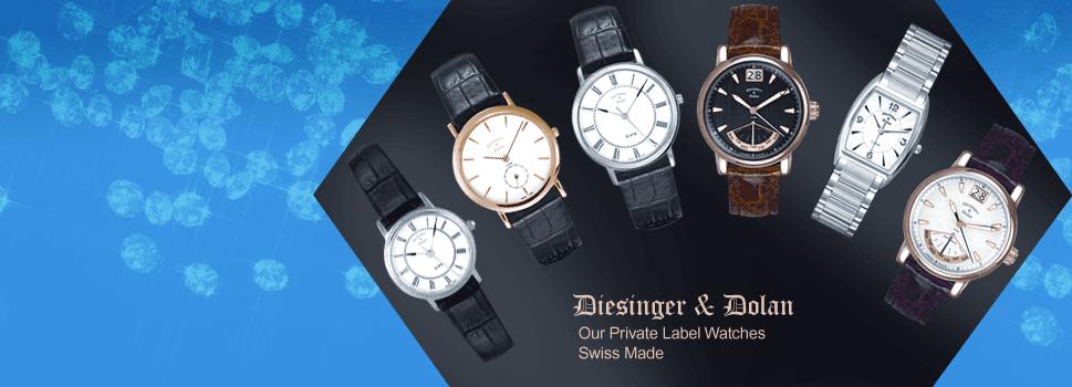 Swiss Watches | Bryn Mawr, PA | Diesinger & Dolan | 610-525-6900