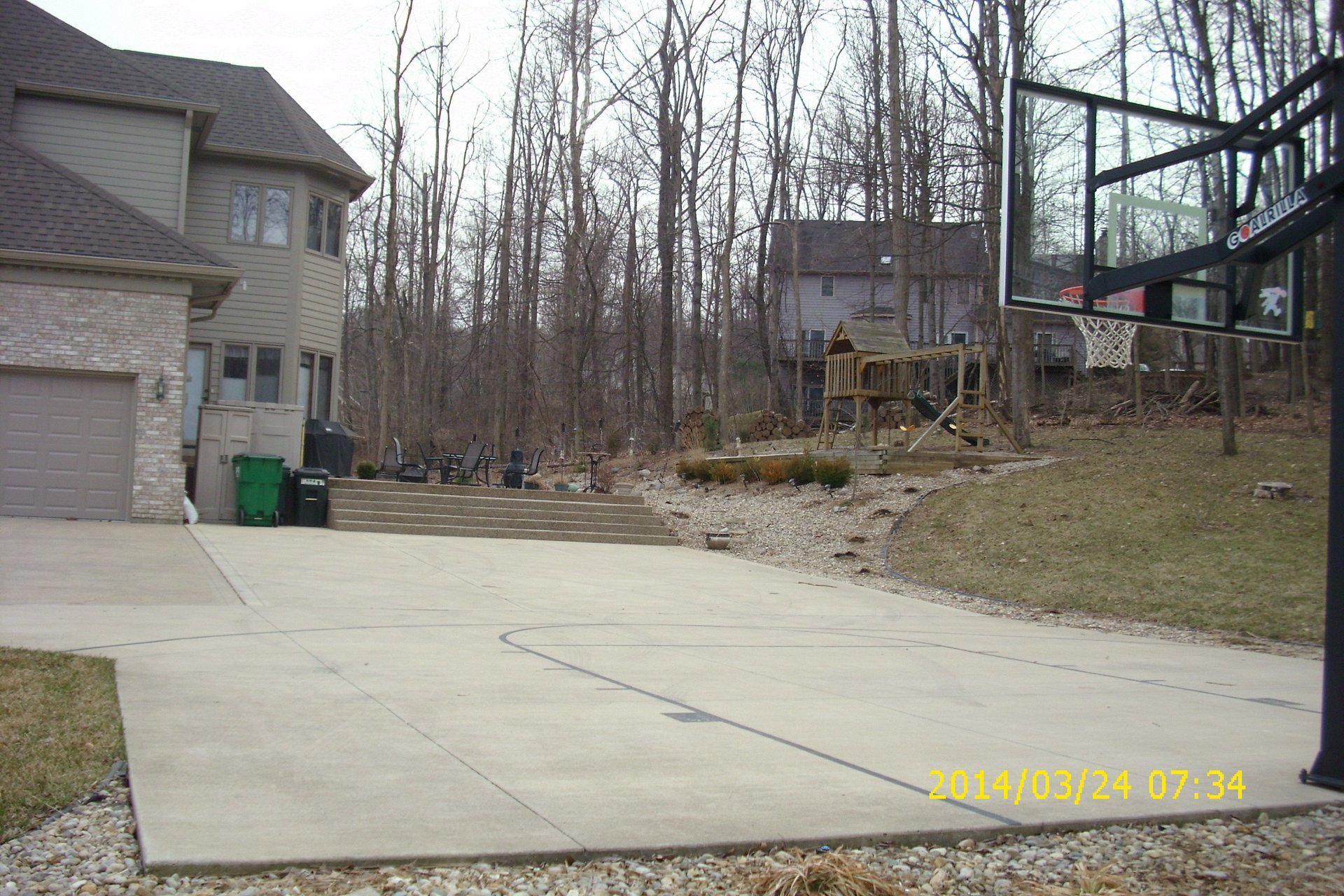 Deck remodeling and construction