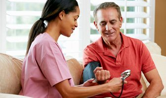 Senior In-Home Care Service