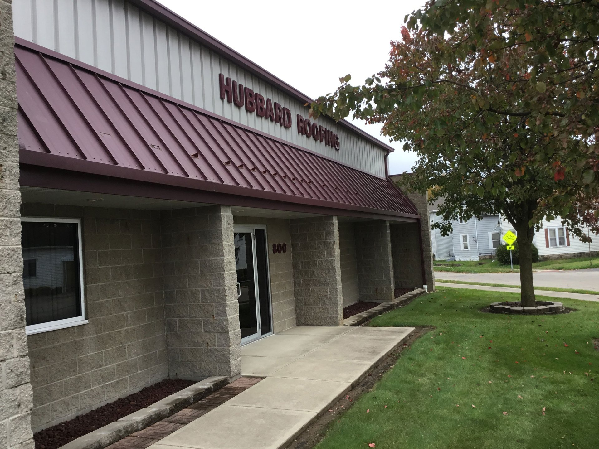 Hubbard Roofing, Inc Office
