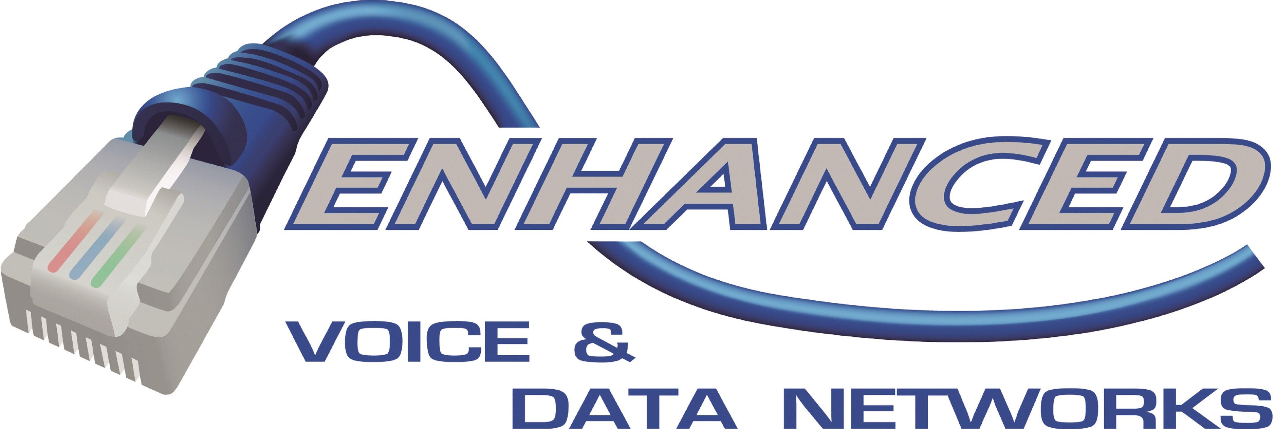 Enhanced Voice & Data Networks - Logo