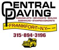 Central Paving - Logo