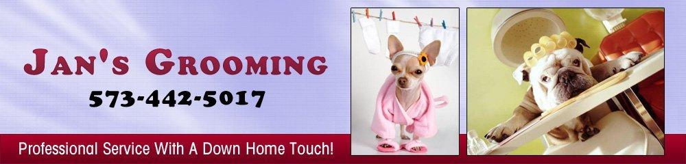 dog grooming columbia mo