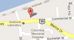 North Coast Auto Service Inc. 2060 Marine Drive  Astoria, OR 97103