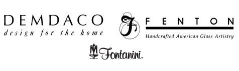 Demdaco   Fenton   Fontanini