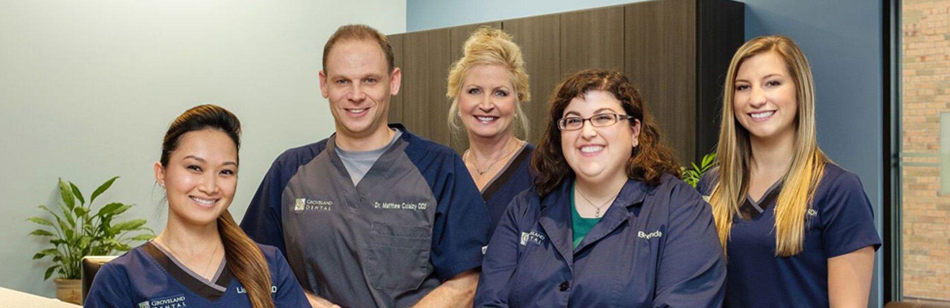 Groveland Dental Staffs