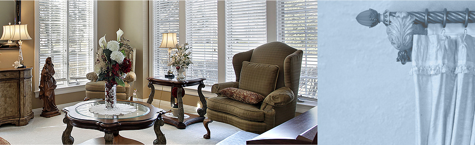 Custom Blinds | Rockville, MD | YI's Interiors Inc. | 301-770-3687