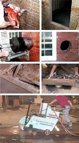 Superior Concrete Cutting & Coring - Davenport, IA - concrete works