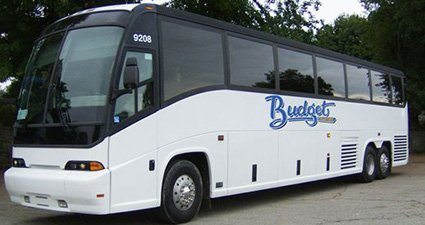 Budget Charters Bus