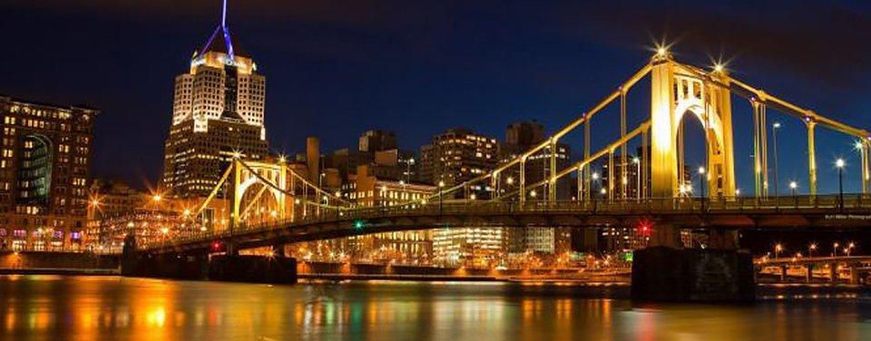 Pittsburgh city